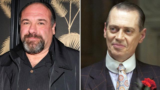 James Gandolfini Almost Cast As Nucky Thompson