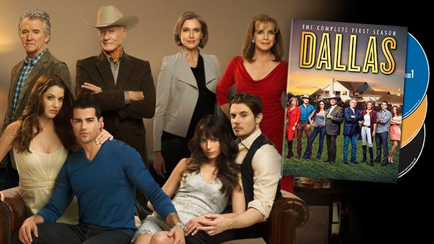 "TV on DVD: ""Dallas"""
