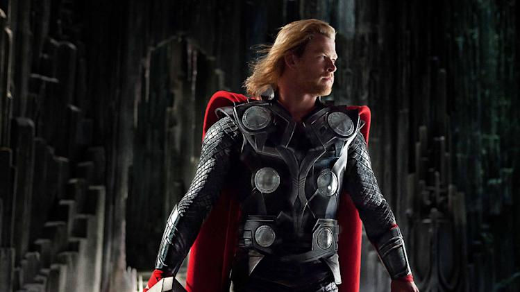 Breakout Stars of 2011 Thor Chris Hemsworth