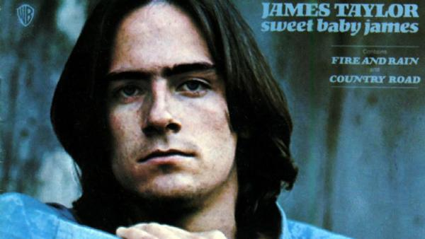 How James Taylor Made 'Sweet Baby James'