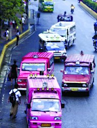 P.50 jeepney fare hike takes effect