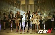 Girls' Genation's unit group becomes the first Korean singers to rank in TOP5