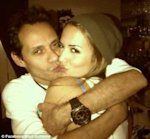 Marc Anthony y Shannon/ Facebook