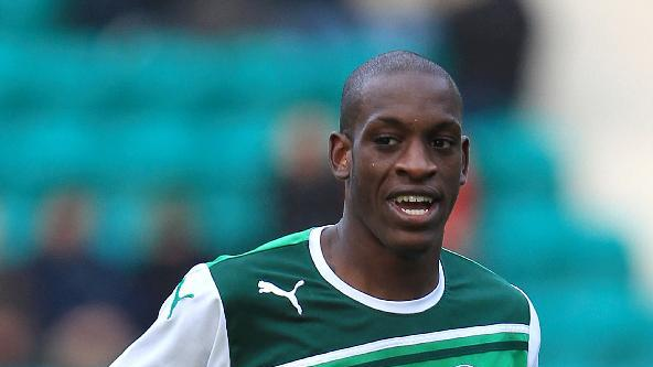 Isaiah Osbourne looks to be on his way out of Hibernian
