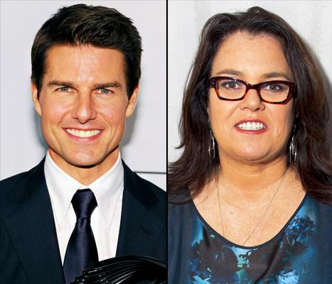 Tom Cruise Reportedly Dating Laura Prepon, Rosie O'Donnell Loses 50 Pounds: Top 5 Thursday Stories