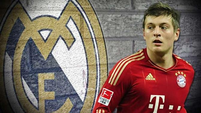 Liga - Kroos: I've made my decision