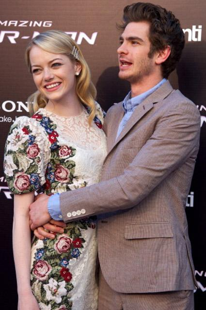 Emma Stone & Andrew Garfield Reportedly on a Break: 8 of the Pair's Cutest Pics