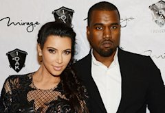 Kim Kardashian and Kanye West | Photo Credits: Denise Truscello/WireImage
