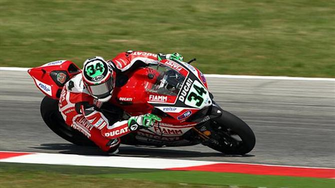 Superbikes - Misano WSBK: Giugliano takes charge ahead of Superpole
