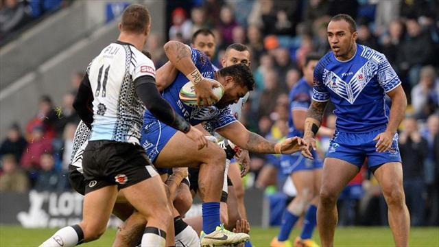 Rugby League - Brown: Injured Masoe to lead St Helens charge in 2014