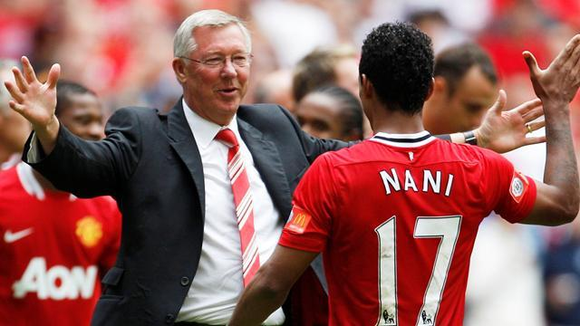Premier League - Ferguson: Nani to stay, Lewandowski not arriving at United