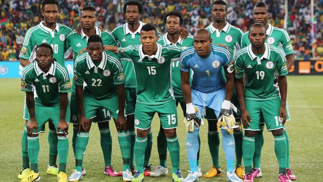 International friendlies - Nwafor double earns Nigeria victory in South Africa
