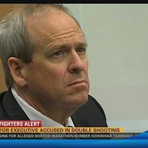 Trial for former CEO accused in double shooting