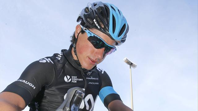 Giro d'Italia - Kennaugh frustrated as he withdraws from Giro