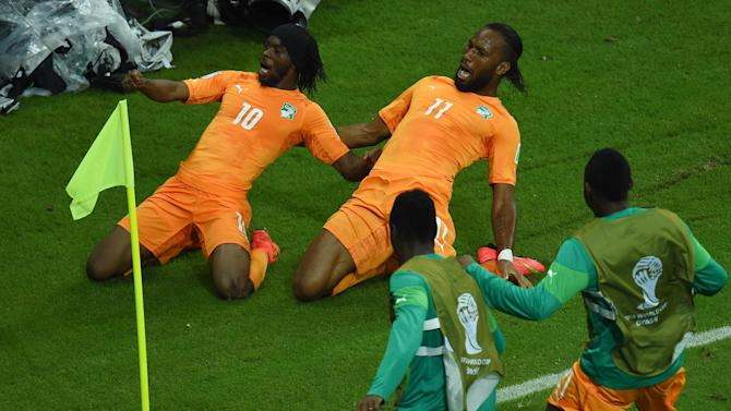 World Cup - Colombia-Ivory Coast matchpack: Will Drogba return?