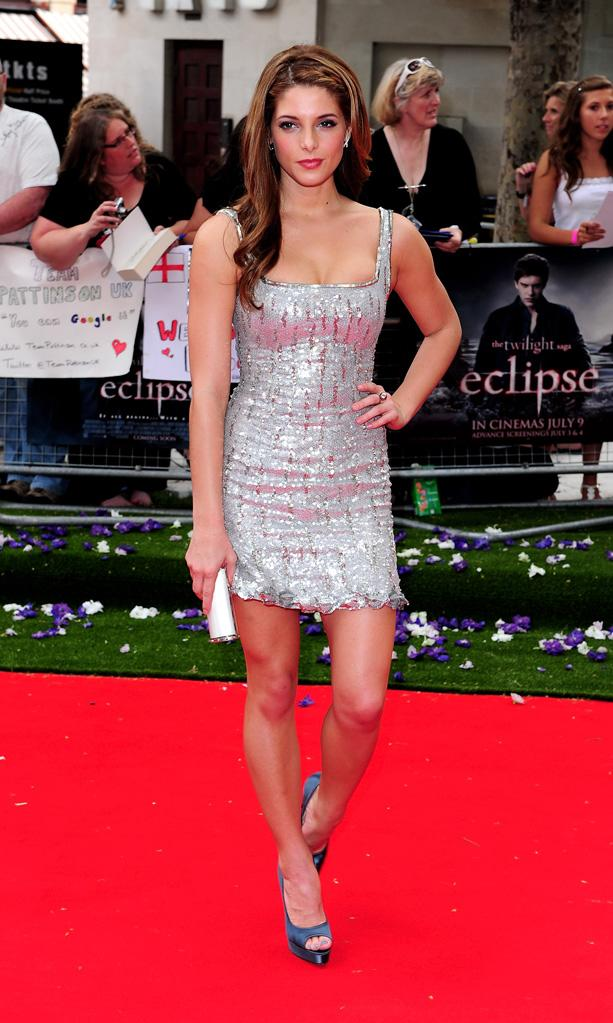 Twilight Saga Eclipse UK Premiere 2010 Ashley Greene