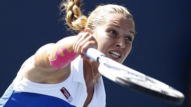 Cibulkova safely through at Kremlin Cup