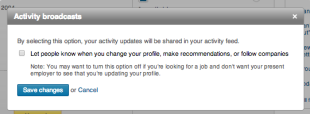 Do These 3 Things On LinkedIn Sooner Rather Than Later image Screen Shot 2013 09 16 at 6.33.09 PM4