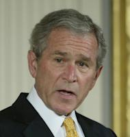 George W. Bush's severed head blurred in Game of Thrones episode