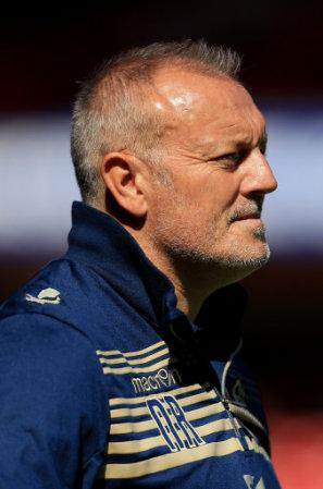 Soccer - Sky Bet Championship - Charlton Athletic v Leeds United - The Valley