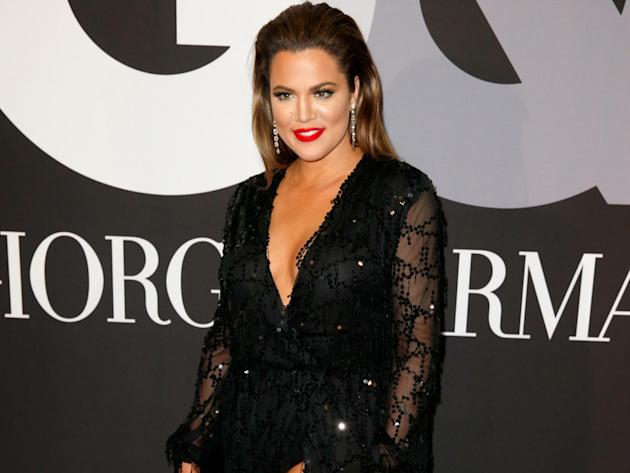 Khloé's K's stretchmark beauty secret