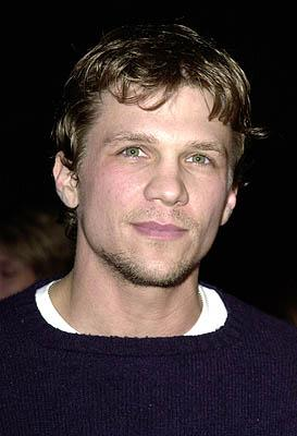 Premiere: Marc Blucas at the Beverly Hills premiere of USA Films' Traffic - 12/14/2000