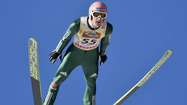 Ski Jumping - Freund takes second consecutive win