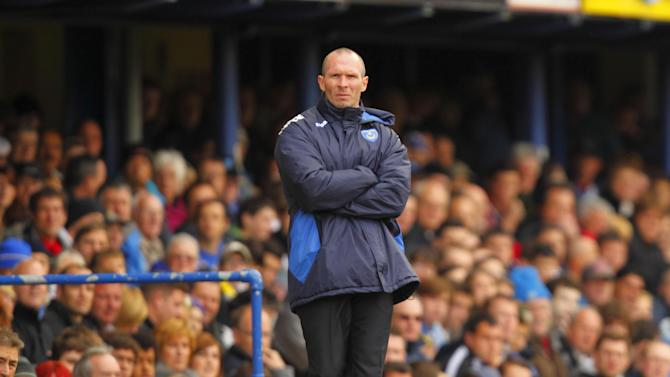 Michael Appleton is non-committal over his future