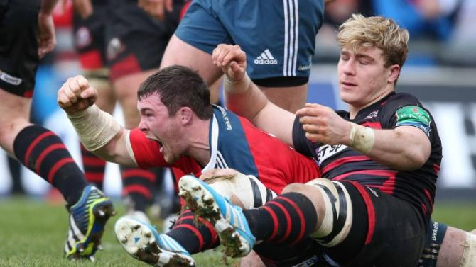 'We won't lose the run of ourselves' declares Coughlan as Munster flex muscles