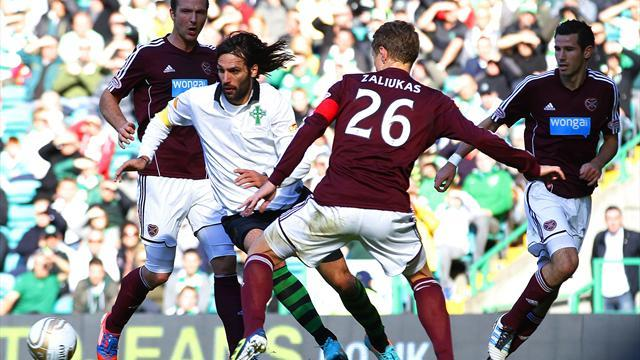SPL: Hearts players to get paid