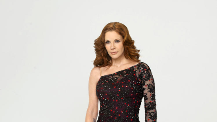 "Melissa Gilbert competes on Season 14 of ""Dancing With the Stars."""