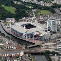Roger Lewis described the Millennium Stadium as 'the finest rugby stadium in the world'