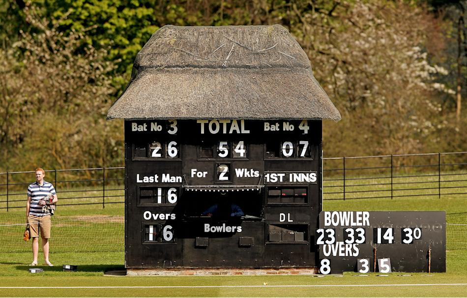 Unicorns v Gloucestershire - Yorkshire Bank 40
