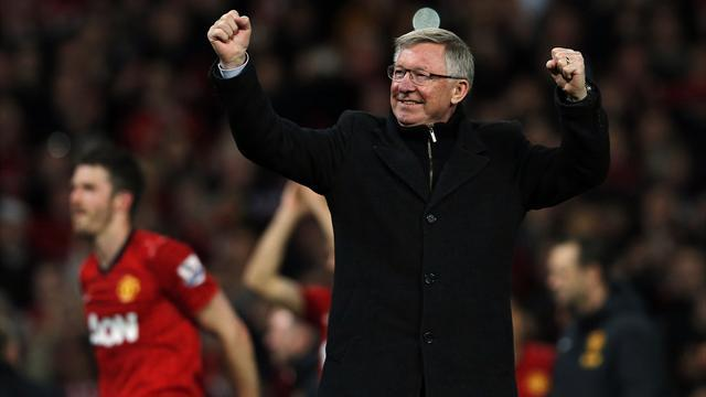 Premier League - Ferguson expects 'decade of success' at United