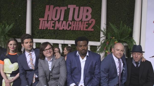 'Hot Tub Time Machine 2' Cast On Craig Robinson's Crazy Parties