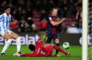 Iniesta: I want to retire at Barcelona
