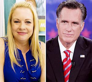 Melissa Joan Hart Tweets Her Support for Mitt Romney