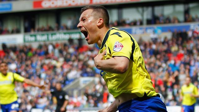 Championship - Birmingham City stay up on dramatic final day