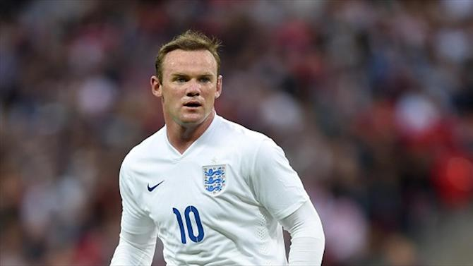 World Cup - Rooney set for left-wing role
