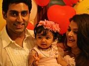 Abhishek and Aishwarya Rai Bachchan's daughter Aaradhya Bachchan celebrates 2nd birthday today
