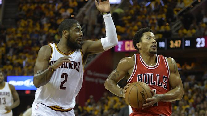 Basketball - Rose, Gasol lead Bulls past Cavaliers in opener
