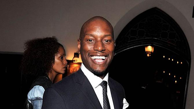 Tyrese Gibson GQ Man Of The Year