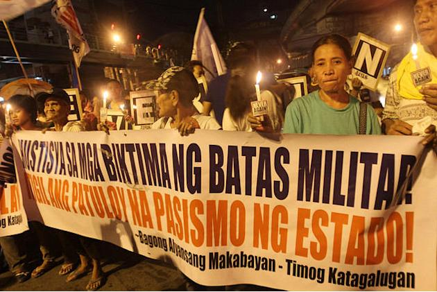 40 years since Martial Law