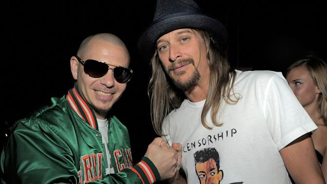 Kid Rock Hip Hop Awrds