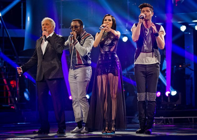 The Voice UK, coaches medley