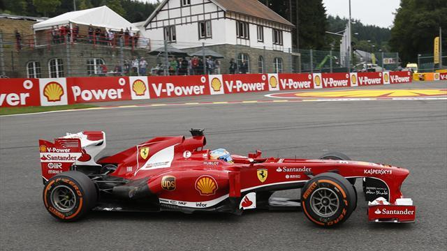 Formula 1 - Ferrari adamant 2014 engine on target