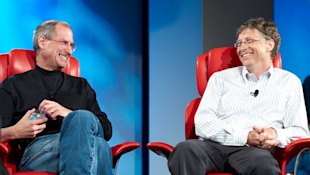 Bill Gates vs. Steve Jobs: Who Hired Better? image Gates Jobs 600x338