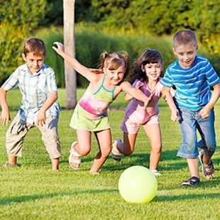 Over 200,000 kids visit emergency rooms each year for home playground-related accidents.