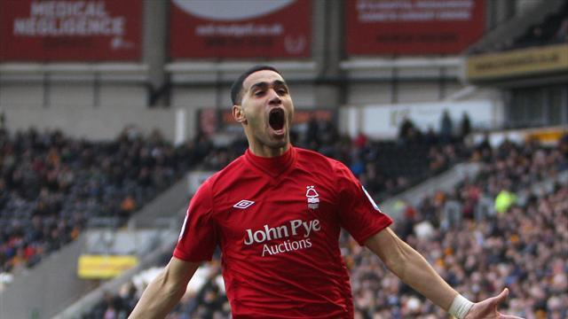 Football - Davies unconcerned by McGugan Forest future