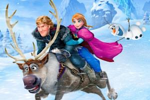 Disney's 'Frozen' to Play at China Box Office